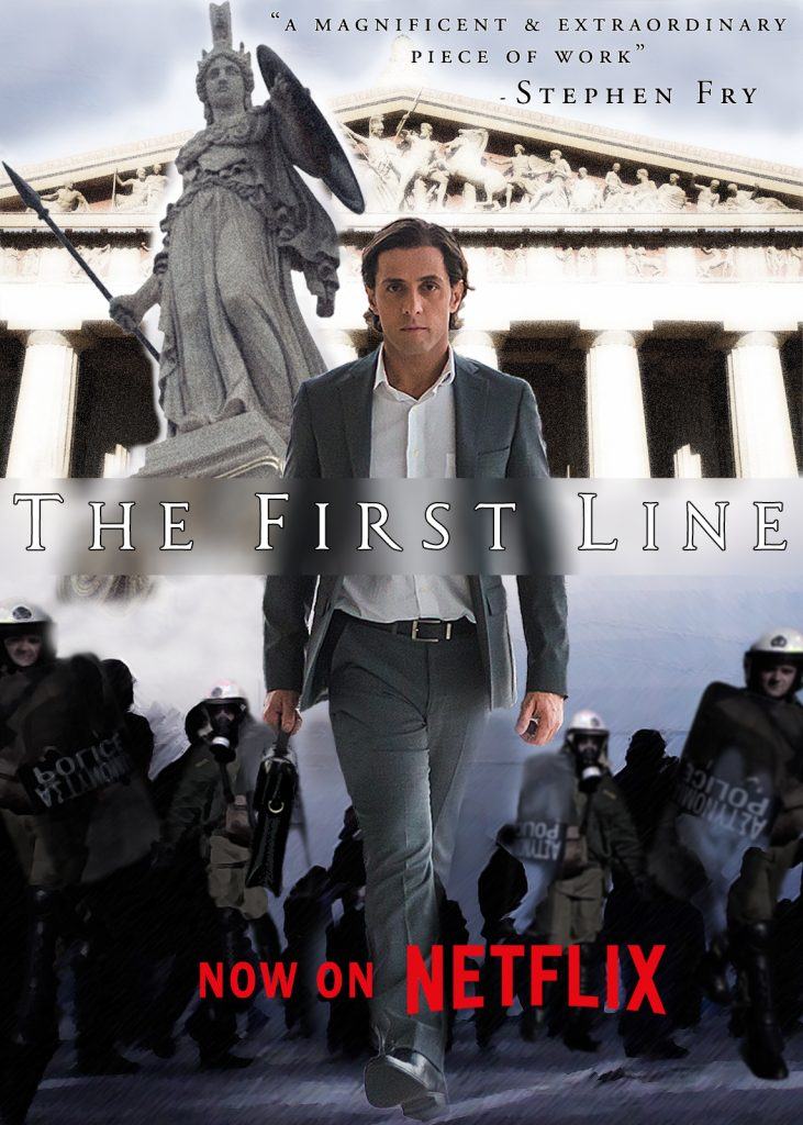 the-first-line-poster